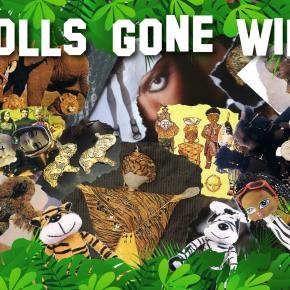 Ends on Saturday 2/8! Dolls Gone Wild: The 33rd Annual Black DollShow