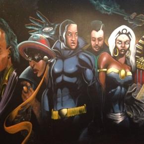 The 34th Annual Black Doll Show- A League Supreme – JazzSuperheroes