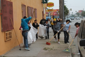Friends of West Adams Community Clean Up- Saturday, November 7, 10am-12Noon