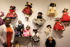 Dollmaking Workshop with Master Dollmaker Stormyweather Banks on Saturday 1/23 from 2-4pm