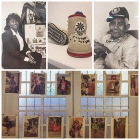Saturday, November 5, 1-4pm – Exhibit Walk Through with Valena BroussardDismukes