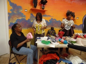 Saturday, December 17, 2pm – Dollmaking Workshop with Artist Teresa Tolliver