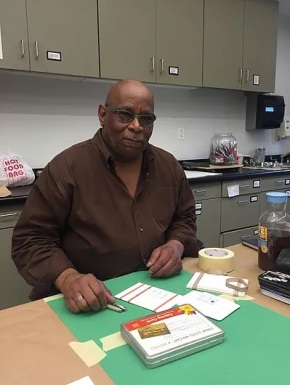 This Saturday 02/03/18,  The William Grant Still Arts Center  will be hosting a FREE Paper Sculpted Doll Making Work Shop  with Artist Howard Marshall Jr  from 2 PM – 4 PM!!!