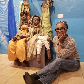 Saturday, February 9, 2019 William Grant Still Arts Center Presents A Master Class Doll Making Work Shop with Artist Pat Shivers