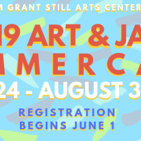 WGSAC Low Cost Art & Jazz Summer Camp Registration starts June 1, 2019